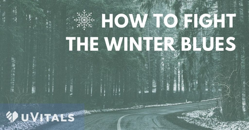 How to fight Seasonal affective disorder (SAD), commonly called 'Winter Blues'