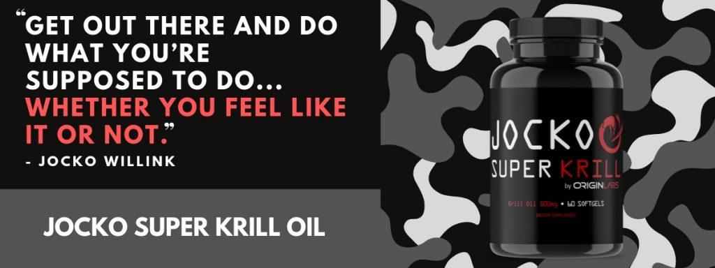Jocko Super Krill Oil