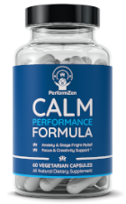 PerformZen natural beta blocker supplement for social anxiety & stage fright