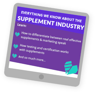 everything uVitals knows about the supplement industry - how it works, what to look out for, certifications, etc