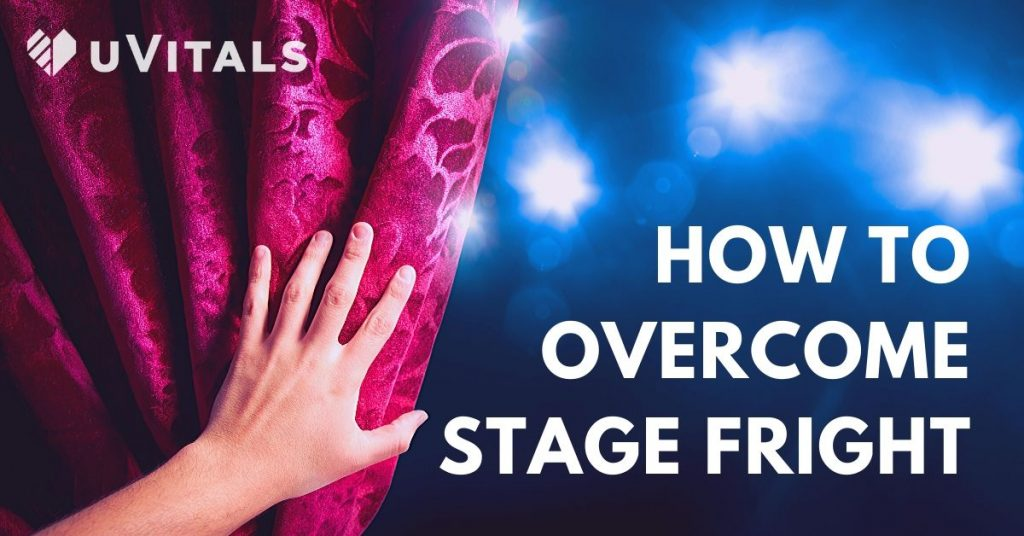 How to get rid of stage fright and perform at your best in front of audiences and in any high anxiety situation.