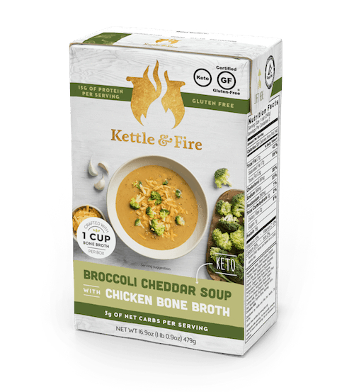 Kettle & Fire Keto Bone Broth