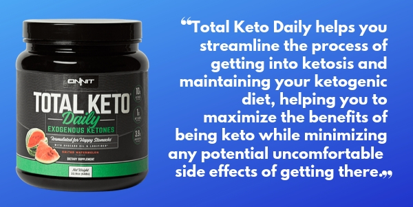 Joe Rogan Onnit Keto Daily for helping with keto diet