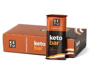 Perfect Keto Preworkout Bars